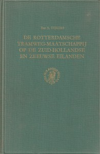 De Rotterdamsche Tramweg-maatschappij op de Zuid-Hollandse en Zeeuwse Eilanden.