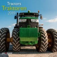 Traktoren 2019 Broschürenkalender