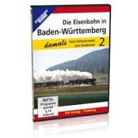 Die Eisenbahn Baden Württemberg damals 2