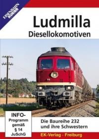 Ludmilla-Diesellokomotiven,DVD