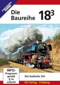 Die Baureihe 18.3,DVD