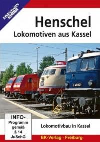 Henschel - Lokomotiven aus Kassel