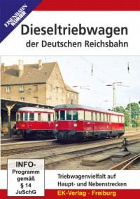 Dieseltriebwagen der Deutschen Reichsbahn DVD