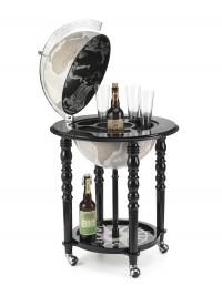Elegance bar globe 40 Black -  Hedendaagse kaart