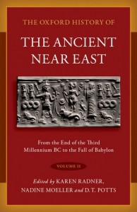 The Oxford History of the Ancient Near East Volume 2