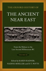 The Oxford History of the Ancient Near East