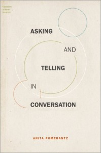Asking and Telling in Conversation