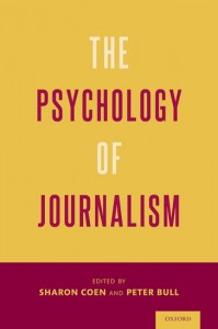 The Psychology of Journalism