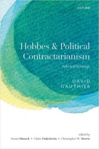 Hobbes and Political Contractarianism