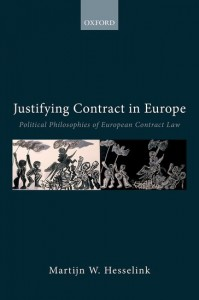 Justifying Contract in Europe