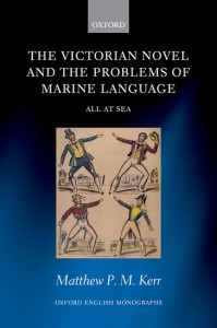 The Victorian Novel and the Problems of Marine Language