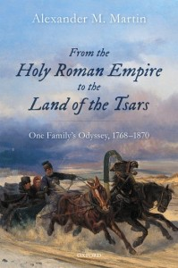 From the Holy Roman Empire to the Land of the Tsars