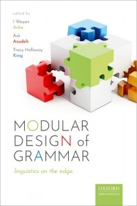 Modular Design of Grammar
