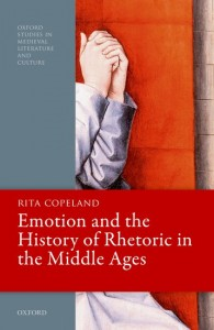 Emotion and the History of Rhetoric in the Middle Ages