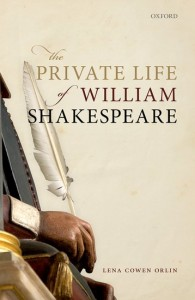 The Private Life of William Shakespeare