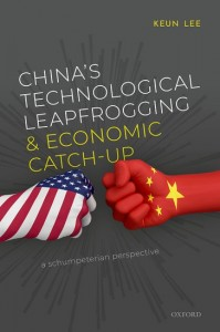 China's Technological Leapfrogging and Economic Catch-up