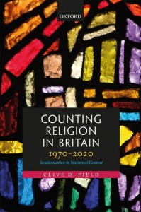 Counting Religion in Britain, 1970-2020