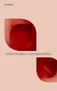 Oxford Studies in Normative Ethics Volume 11