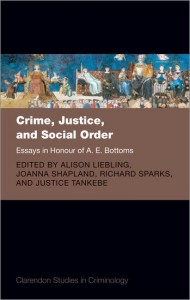 Crime, Justice, and Social Order