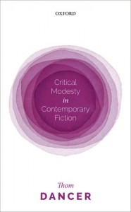 Critical Modesty in Contemporary Fiction