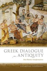 Greek Dialogue in Antiquity