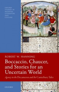 Boccaccio, Chaucer, and Stories for an Uncertain World