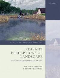 Peasant Perceptions of Landscape