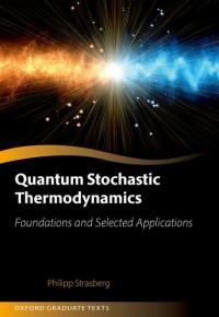 Quantum Stochastic Thermodynamics