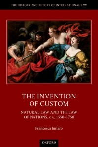 The Invention of Custom