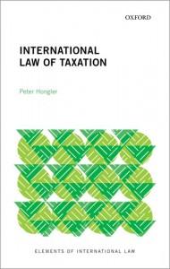 International Law of Taxation