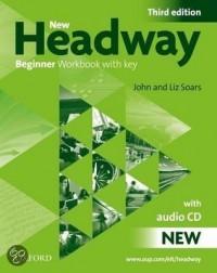 New Headway: Beginner Third Edition: Workbook (With Key) Pack