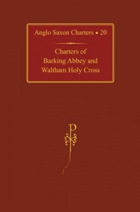 Charters of Barking Abbey and Waltham Holy Cross