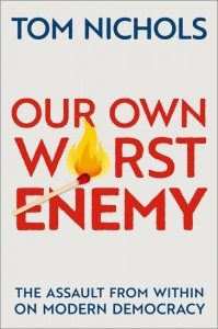 Our Own Worst Enemy