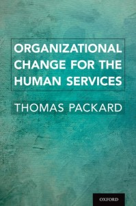 Organizational Change for the Human Services