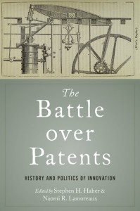 The Battle over Patents