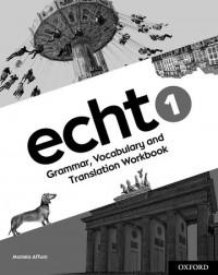 Echt 1 Workbook (pack of 8)