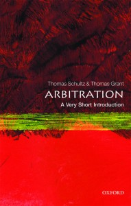 Arbitration: A Very Short Introduction