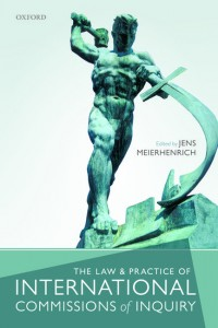 The Law and Practice of International Commissions of Inquiry