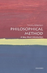 Philosophical Method: A Very Short Introduction