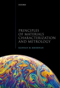 Principles of Materials Characterization and Metrology
