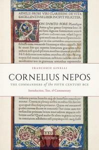 Cornelius Nepos, The Commanders of the Fifth Century BCE