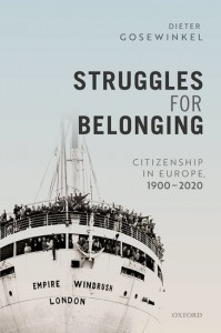 Struggles for Belonging