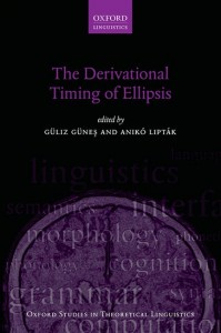 The Derivational Timing of Ellipsis