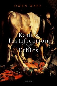 Kant's Justification of Ethics
