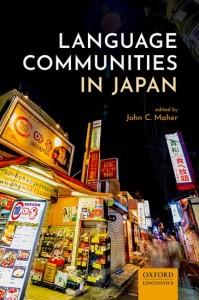 Language Communities in Japan
