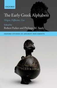 The Early Greek Alphabets