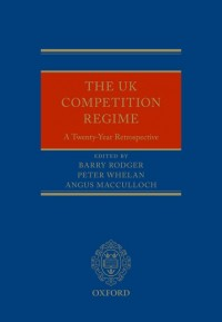 The UK Competition Regime