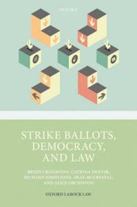 Strike Ballots, Democracy, and Law