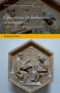 Consentius' De barbarismis et metaplasmis