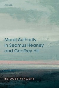 Moral Authority in Seamus Heaney and Geoffrey Hill